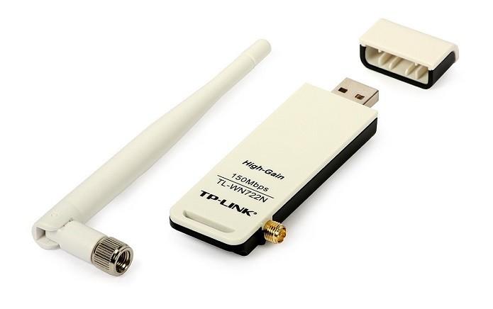 Adaptadores wireless também podem ser chamado de dongle (Foto: Divulgação/TP-Link)