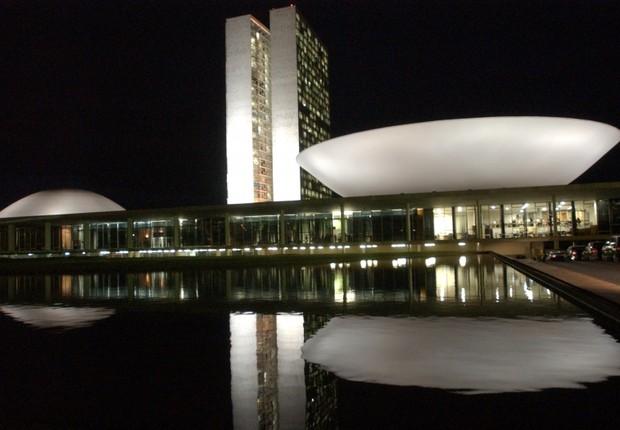 Congresso Nacional em Brasília (Foto: Valter Campanato/Agência Brasil)