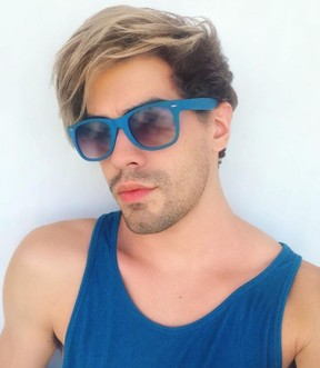 Sam Alves assume que é gay (Foto: Reprodução/Instagram)