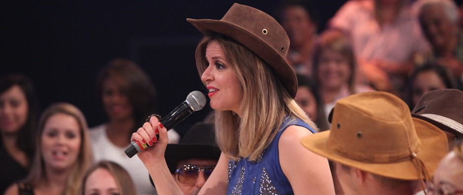 Mariana Santos confessa que sente tesão em homens que dançam bem (Carol Caminha / Gshow)