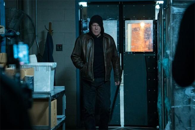 Bruce Willis no remake de 'Desejo de Matar' (Foto: Divulgação)