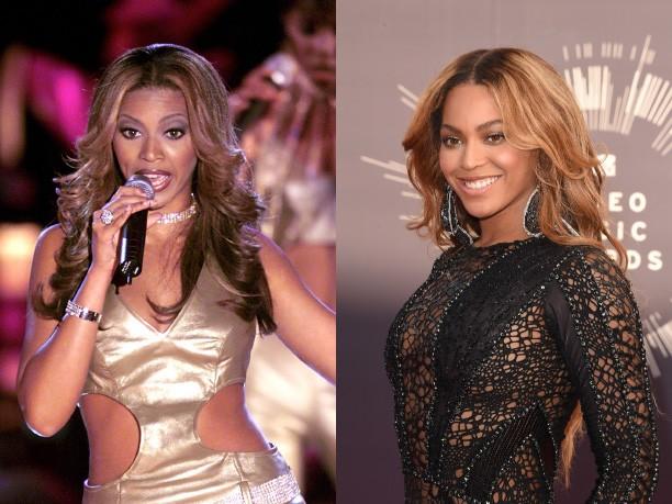 Incrível como o tempo só te valorizou, Bey! Em 2000, a cantora de R&B estava com 19 aninhos. Atualmente, a mulher do Jay-Z tem 33 e está muito bem, obrigado. (Foto: Getty Images)