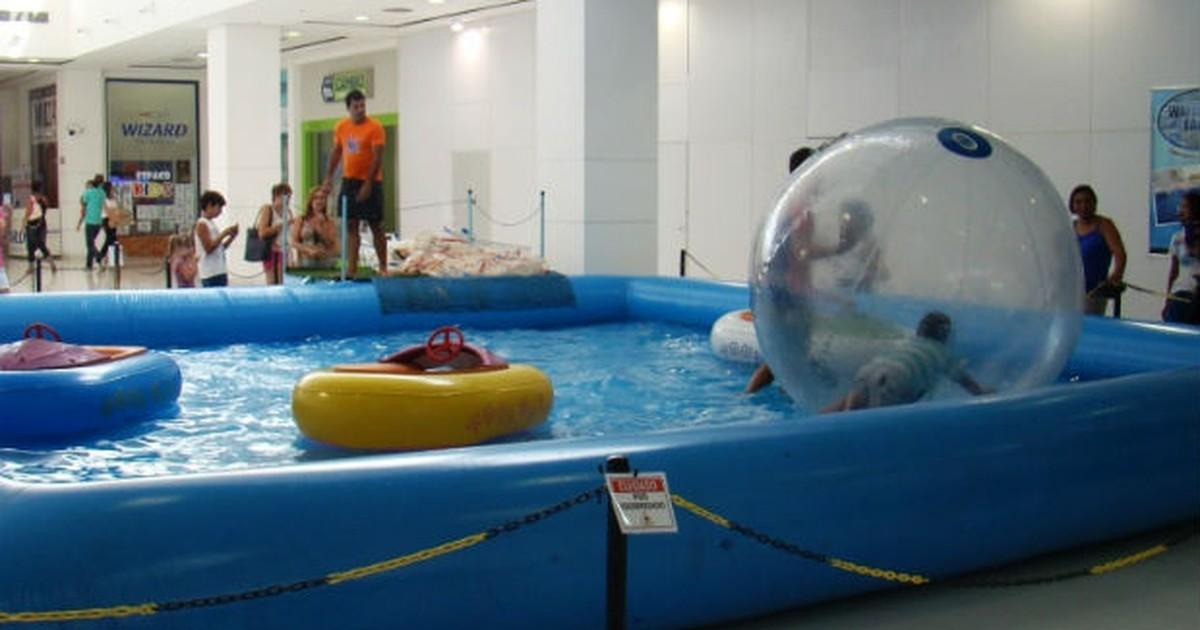Shoppings investem em atrações para crianças nas férias no Sul de ... - Globo.com