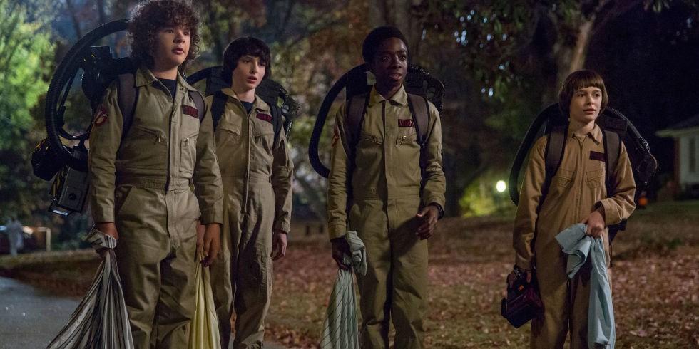Stranger Things retorna para uma 2ª temporada (Foto: Divulgação)