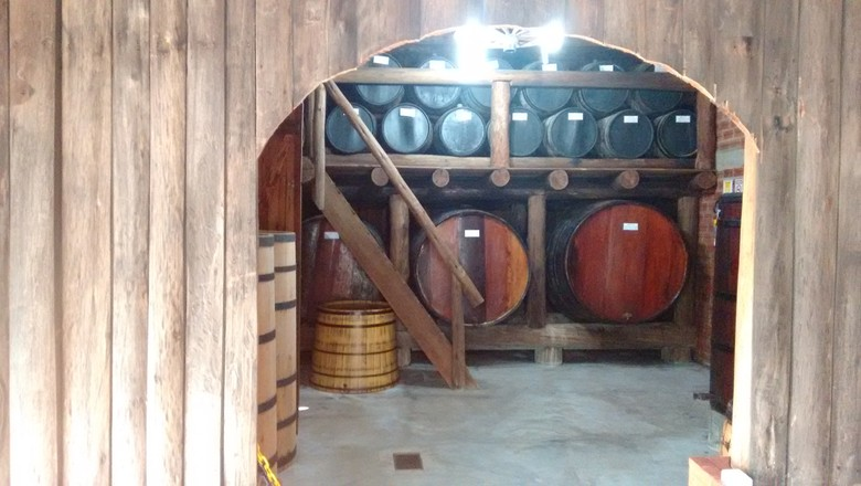 alambique-cachaça-barril (Foto: Divulgação/Harmonie Schnaps)