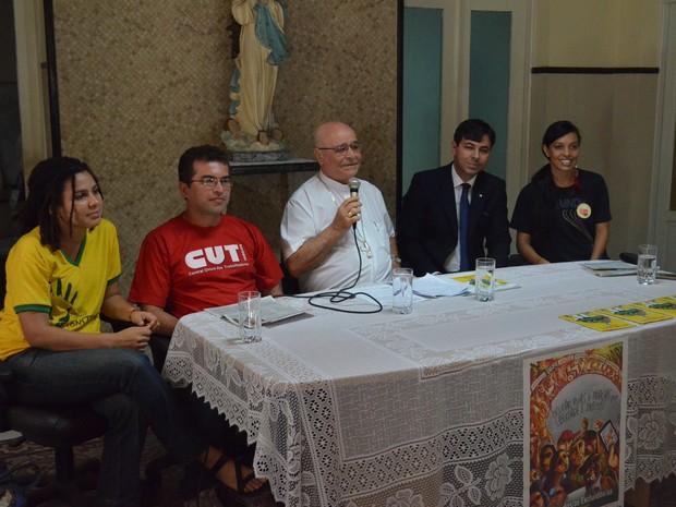 20º edição do Grito dos Excluídos será realizado neste domingo (Foto: Daniel Soares / G1)