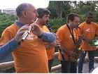 Projeto oferece oficinas de música para bandas no RJ