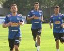 Santos vê custo benefício ruim, e Bernardo e Fucile devem sair