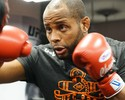 Ngannou e Cormier são ovacionados em treino aberto do UFC 220, em Boston