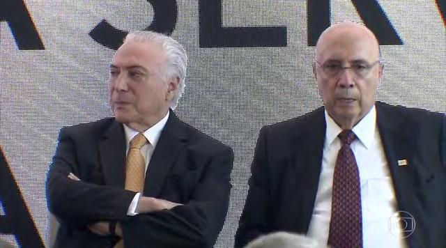 Henrique Meirelles é pré-candidato à presidência pelo MDB