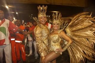 David Brazil e Susana Vieira (Foto: Marcos Serra Lima / EGO)