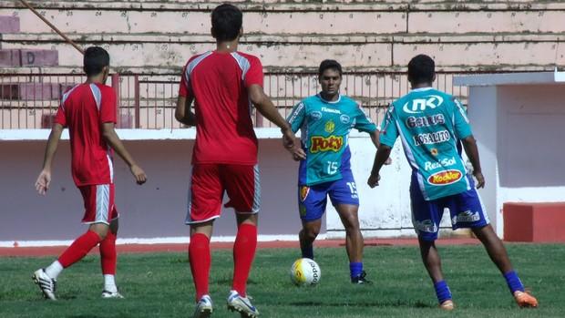 Mirassol x América-SP - jogo-treino (Foto: Vinicius de Paula/Mirassol FC)