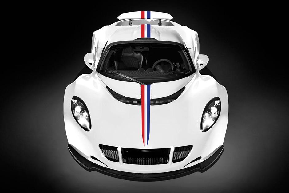 Hennessey Venom GT World's Fastest Edition (Foto: Divulgação)