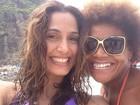 Camila Pitanga apresenta inspiração para encarnar Regina em 'Babilônia'