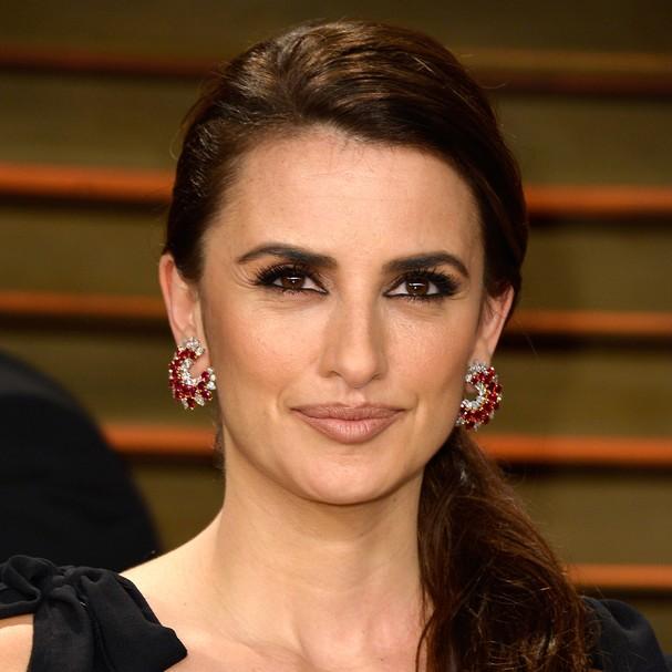 A origem espanhola de Penélope Cruz é clara pelo seu sotaque e beleza (Foto: Getty Images)
