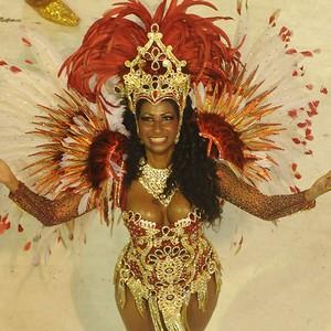 Veja a galeria das musas do carnaval de Vitória (Beto Morais/ G1 ES)