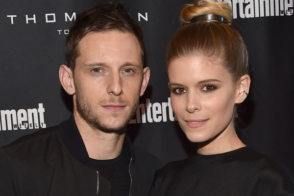 Kate-Mara e Jamie-Bell (Foto: Getty Images)