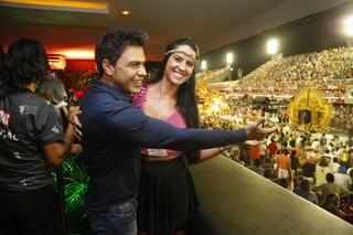 Zezé Di Camargo e Graciele Lacerda (Foto: Delson Silva/AgNews)
