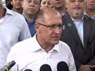 Túnel entre Santos e Guarujá ficará 'de lado' por conta da crise, diz Alckmin