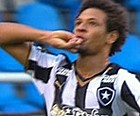 Botafogo vence na Série B e  é 2º colocado (Reprodução)