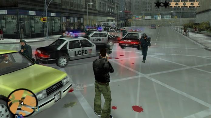 GTA 3 causou grande polêmica em seu lançamento devido a violência realista para a época (Foto: Reprodução/Wikipedia)