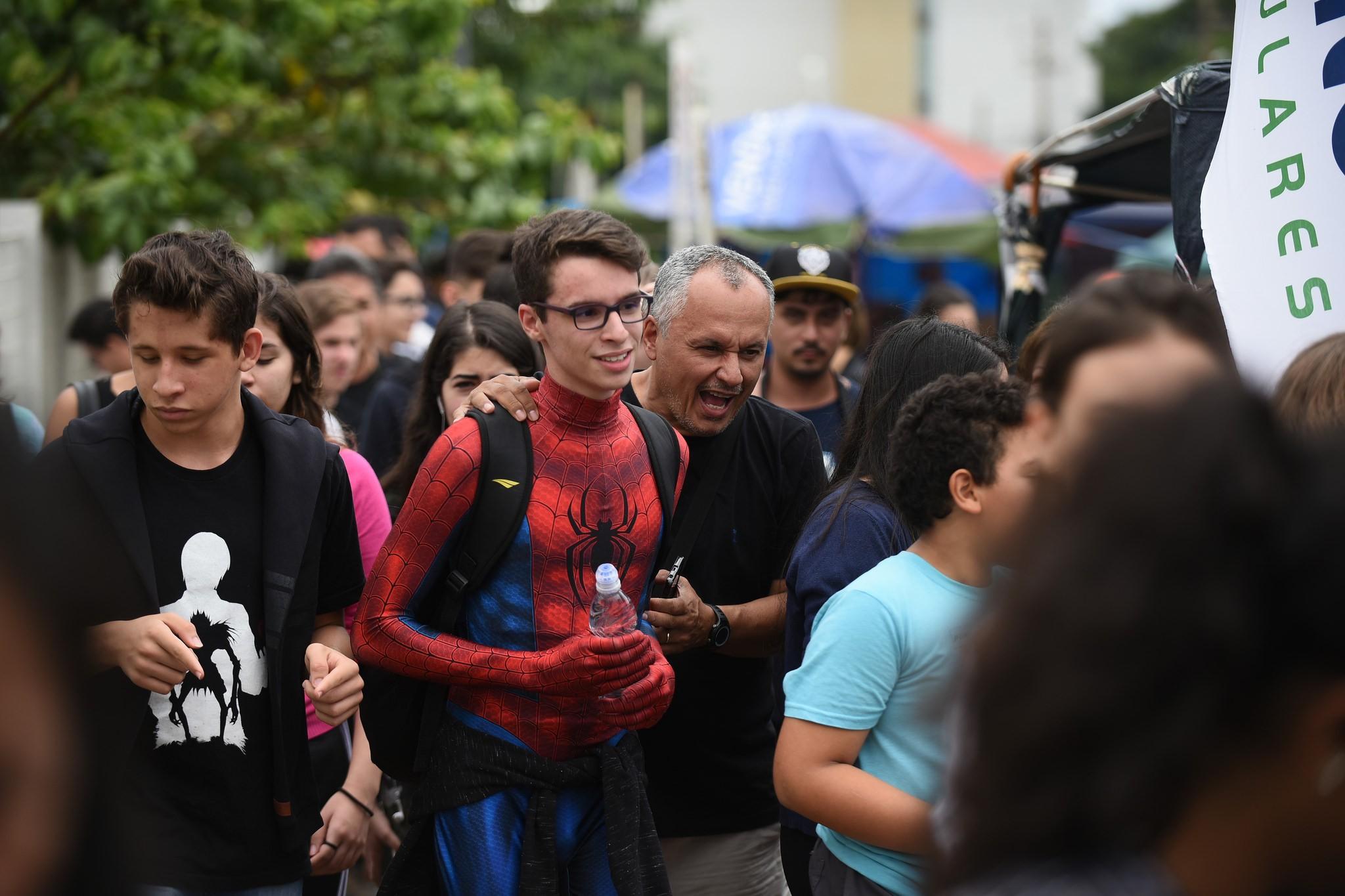 Luiz Antônio Marques de Homem-Aranha (Foto: Flickr/ Ministério da Educação/ Creative Commons)