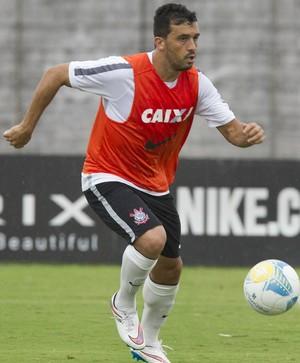 Edilson Corinthians (Foto: Daniel Augusto Jr/Agência Corinthians)