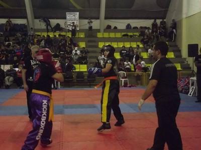 kickboxing cubatão (Foto: Divulgação / Prefeitura de Cubatão)