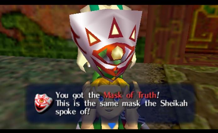 Mask of Truth (Foto: Divulgação)