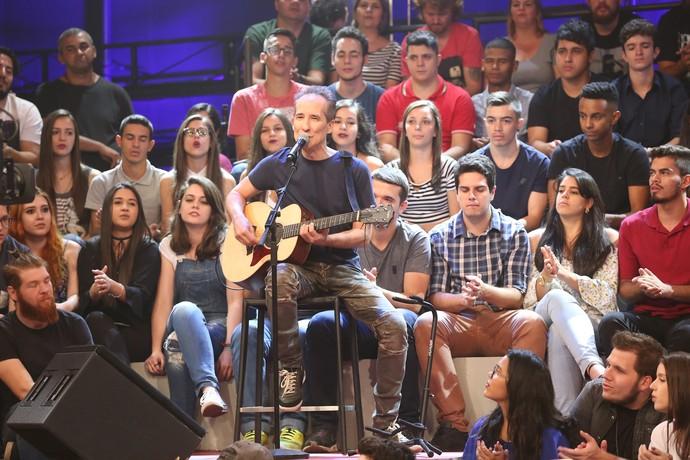 Compositor já firmou parcerias com dezenas de músicos (Foto: Carol Caminha/Gshow)