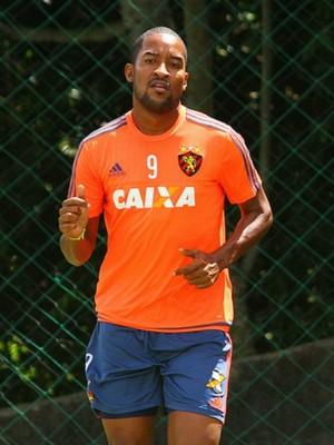 Edmilson Sport (Foto: Williams Aguiar/Sport Club do Recife)