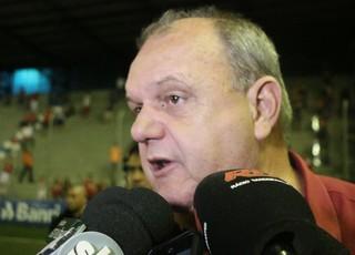 São José x Internacional Inter Vitorio Piffero Passo D'Areia (Foto: Eduardo Deconto/GloboEsporte.com)