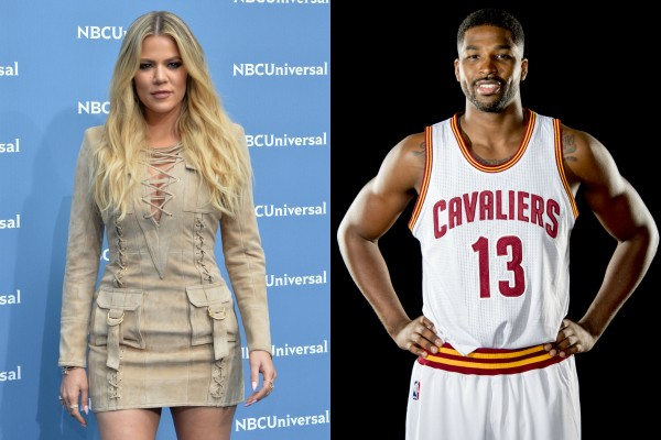 Khloé Kardashian e Tristan Thompson (Foto: Getty Images)