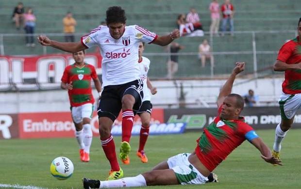 Portuguesa x Botafogo-SP (Foto: Rogério Moroti/Ag. Botafogo)