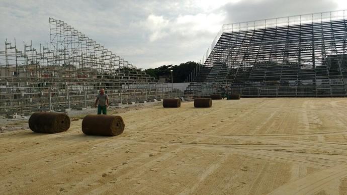 Arena da Ilha Flamengo (Foto: Divulgação/Greenleaf)
