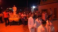 Fiéis homenageiam o São Pio X com procissão em Santarém