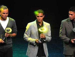 Thiago Medeiros, Prêmio Craque do Carioca (Foto: André Durão / Globoesporte.com)
