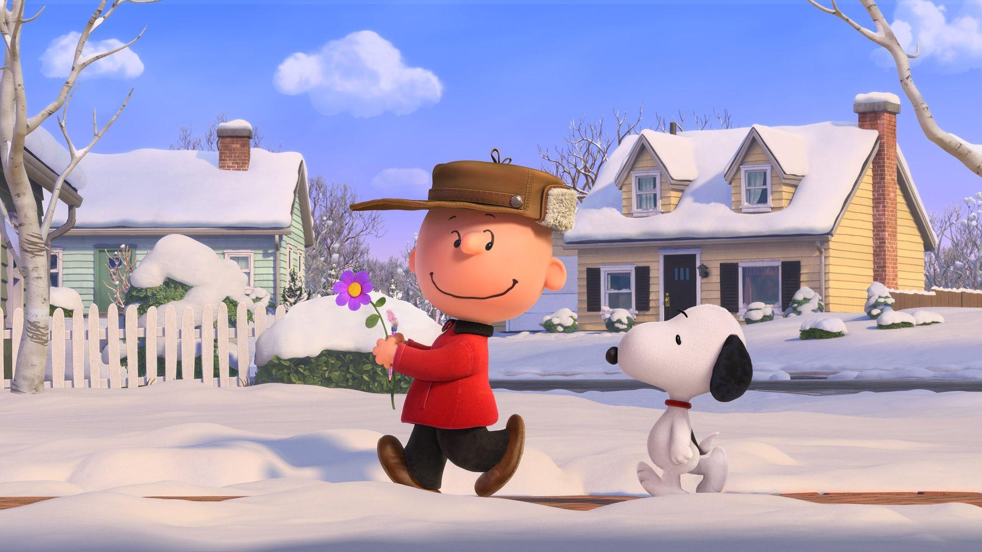 Snoopy e Charlie Brown chegam aos cinemas em 'Peanuts, O Filme'