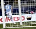 Inter joga mal, perde para Lazio e abandona o sonho pela Champions