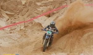 1° etapa Enduro Fim 2014 em Arcos (Foto: Arquivo Pessoal / Vinicius Lopes)