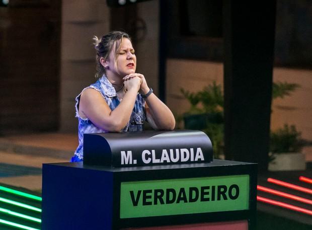 Maria Claudia, a Cacau, está na final do BBB16 (Foto: Globo/Paulo Belote)