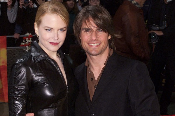 Tom Cruise e Nicole Kidman (Foto: Getty Images)