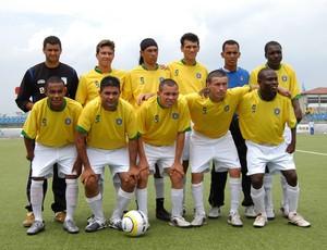Seleção Brasileira de Futebol de 7 fará treinamentos em Natal (Foto: Divulgação)
