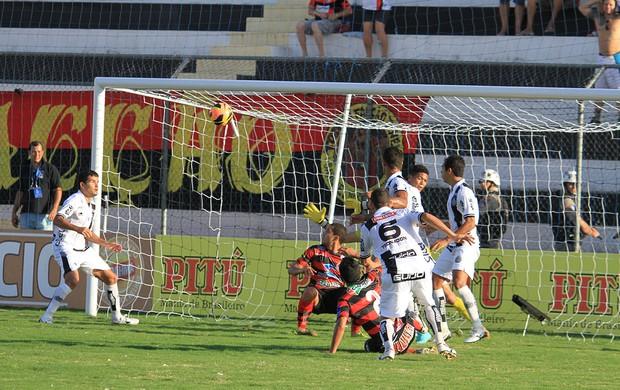 ASA x Campinense, em Arapiraca (Foto: Ailton Cruz/ Gazeta de Alagoas)