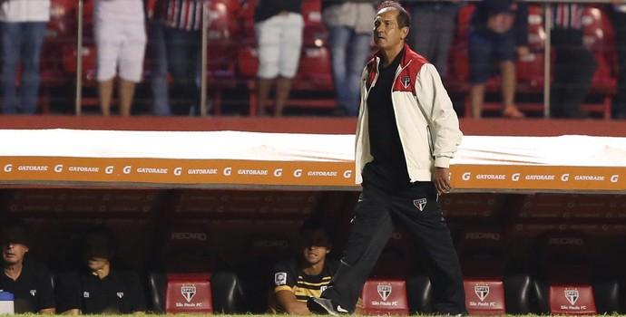 Muricy Ramalho São Paulo x San Lorenzo (Foto: Rubens Chiri/saopaulofc.net)