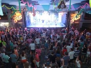 Carnaval do Cristóvão Colombo em Piracicaba (Foto: Imprensa/Cristóvão Colombo)