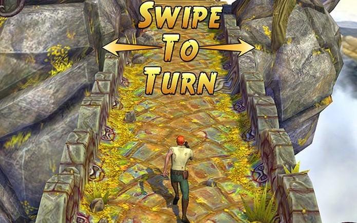 Temple Run ganhou algumas sequências baseadas no título original (Foto: Divulgação)