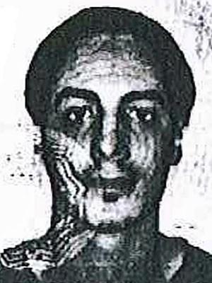 Polícia belga divulgou ainda em 2015 um retrato de Najim Laachraoui, que usava documento de identidade falso com o nome de Soufiane Kayal (Foto: Belgian Police / AFP)