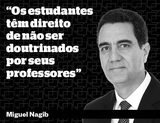 Escola Sem Partido - Miguel Nagib (Foto: Divulgação/Época)