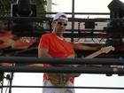 Asa de Águia abre oficialmente o carnaval de Salvador